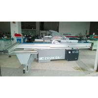 Quality Industrial Sliding Table Saw With Scoring Blade International Advanced Technique for sale