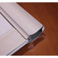 Buy cheap Rectangle 6063 T5 Aluminium Door Profiles Wear And Alkali Resistance from Wholesalers