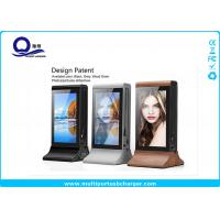 Buy cheap Huge Capacity Multi Port Usb Charger Station With 7 inch 1080p Display For Advertising from Wholesalers