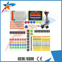 China Electronic Components starter Kit for Ardu Fans Package with Breadboard, Wire on sale