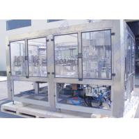 Buy cheap Juice Bottle Filling Machine , Beverage Filling Equipment with hot filling from Wholesalers