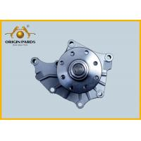 Buy cheap Aluminum ISUZU Water Pump 8971233302 For 4J Series Diesel Engine ORIGIN PARDS from wholesalers