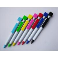 Buy cheap Colorful promotional cheap plastic ballpoint pen from Wholesalers