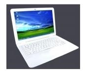 Quality wholesale 13.3 Inch Small Laptop PC with Intel ATOM N450 + 1G Memory + Wif for sale