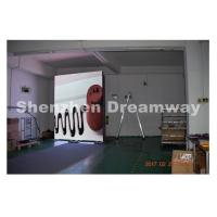 Quality Commercial 1/2 Scan square Outdoor Advertising LED Display Rear Maintenance wholesale