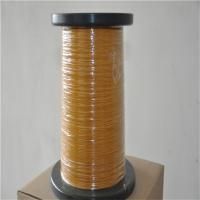 TIW - B Common 0.1mm - 1mm Triple Insulated Wire , Layers High Temperature Magnet Wire