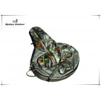 Buy cheap Mens 600D Oxford Camo Bow Case With Brushed Lining For Hunting from Wholesalers