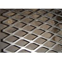 Buy cheap Flattened expanded metal mesh with 4x8 feet size for screening from Wholesalers