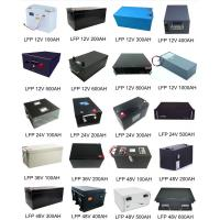 China Lifepo4 Battery Pack 12V LFP Lithium Iron Phosphate 48 Volt 10KWH 20KWH 30KWH 50KWH 100KWH Solar Power Bank Home Battery on sale