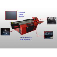 Buy cheap Professional Multifunction Flatbed UV Leather Printer High Precision from Wholesalers