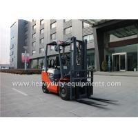 Buy cheap 2065cc LPG Industrial Forklift Truck 32 Kw Rated Output Wide View Mast from Wholesalers