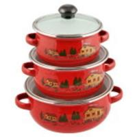Buy cheap enamelware casserole from Wholesalers