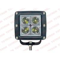 Buy cheap 12W Square Cube LED Offroad Lights 4WD / 4X4 / Jeep Motorcycle LED Working Light from Wholesalers