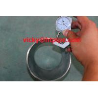 Buy cheap hastelloy 2.4602 pipe fitting elbow weldolet stub end from Wholesalers
