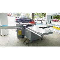 Buy cheap Tiltable Blade Plywood Saw Cutting Machine , Industrial Panel Saw Machine 9000r / Min from Wholesalers