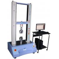 Buy cheap 10KN Servo Control Universal Tensile Testing Machine for Lab Metal / Steel Wire from wholesalers