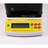 Buy cheap 3000g Precious Metal Tester Gold Purity Checking Balance For Precious Metal Recycling from wholesalers