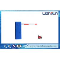 Buy cheap Electronic Boom Barrier Gate System Barrier Arm Gates For Car Parking Lot from Wholesalers
