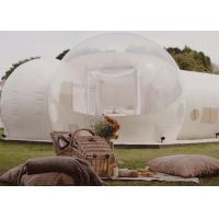 Buy cheap Inflatable Clear Bubble Tent for Outdoor Camping from wholesalers