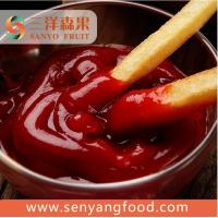China Easy Open Pure Tomato Paste In Sauce on sale
