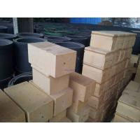 China High Softening Point Silica Brick Refractory For Glass Furnace , Hot-blast Stove on sale