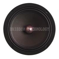 Buy cheap 4 ohm 60w Mid Bass Car Loudspeakers , Replacement 8 Inch Midrange Speakers CE ISO RoHs from wholesalers