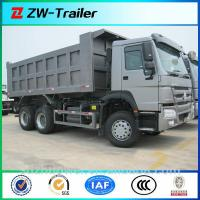 Buy cheap 371HP 30T  dump truck  for sale from Wholesalers