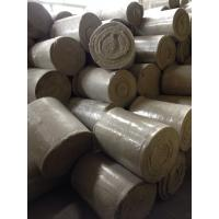Quality Dust Free Rockwool Insulation Blanket For Process Temperature Control wholesale