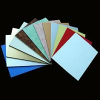 Buy cheap Aluminium Hydrophilic Foil with different color 1100 Thickness 0.08-0.2mm for water tank from Wholesalers