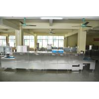 Commercial Dishwashing Equipment  Hotel Dishwasher 36KW / 72KW 1900H 8000W 850D