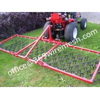 Buy cheap 4ft Folding Mounted Drag Harrow from Wholesalers