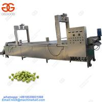 China Best Green Beans Frying Machine Price|Automatic Green Beans Deep Fryer|Green Beans Fryer with High Efficiency on sale