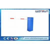 Buy cheap OEM 6 Meters Auto Barrier Gate System Factory Entrance Gate In Blue from Wholesalers