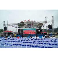 Buy cheap Spigot 6061-T6 6082-T6 Aluminum Stage Truss For Corporate Events Concerts from Wholesalers