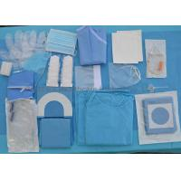 Buy cheap Hospital / Clinic Medical Procedure Packs , Light Blue Sterile Medical Pack from Wholesalers