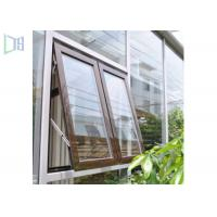 Buy cheap High Performance Aluminium Awning Window Special Designed Hinged on Top Window from Wholesalers