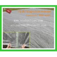 Extra strong anti-aging spunbond nonwoven for agriculture