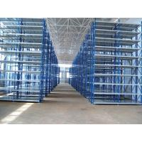 Buy cheap Galvanized / spraying powder coating finished medium duty shelving with Corrosion - protection from Wholesalers