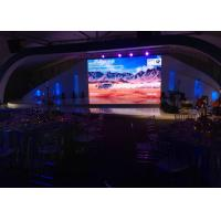 Buy cheap P4.81mm HD Outdoor LED Video Wall For DJ / Festive , LED Flexible Display Rental from wholesalers
