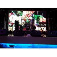 Buy cheap Indoor Full Color Led Display SMD3528 Cabinet Size 576*576 Mm from wholesalers