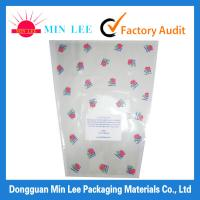 Buy cheap BOPP / CPP Flower Plastic Sleeves Biodegradable for food packaging from Wholesalers