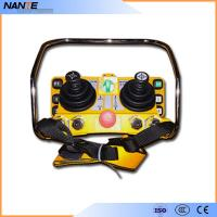 Buy cheap Lightweight Power & Full Distant Industrial Wireless Hoist Remote Control For Hoisting Equipment from Wholesalers