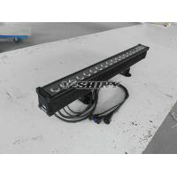 Buy cheap IP65 Waterproof Grade 324W Rgbwa Uv 6 in 1 Led Pixel Bar Wall Washer Light from wholesalers