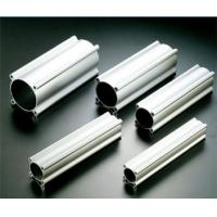 Buy cheap Electrophoretic Aluminum Extruded Cylinder Shell , 6061 Aluminum Dovetail Extrusion from Wholesalers