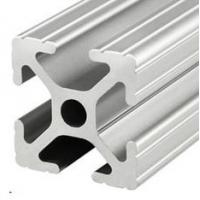 Buy cheap T-slot  aluminum extrusion profiles Steel polished Suface Treatment from Wholesalers
