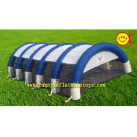 Archy Double Stitch Large Inflatable Tent White Tarpaulin EN15649 / EN71