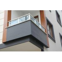 Buy cheap Wooden Texture No1 Fibre Cement Board Cladding Panels Decorative Faster - Working from wholesalers