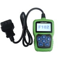 Buy cheap 2017 OBDSTAR Nissan/Infiniti Car Key Programmer F102 with Immobiliser and Odometer Function from Wholesalers