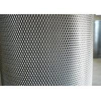 Buy cheap Building concrete reinforcing mesh expanded metal mesh 1.5mm thickness from Wholesalers