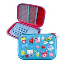 Buy cheap Lovely Animal Multi Functional Hard Case Pencil Case , Custom Eva Case from Wholesalers